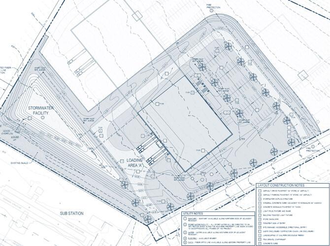 farmer site plan
